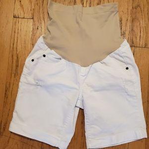 A GLOW maternity shorts
